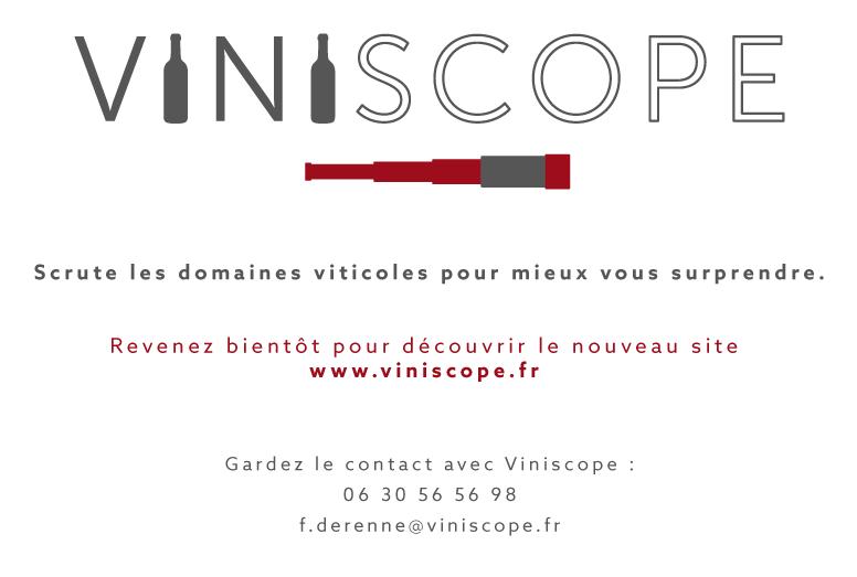 Viniscope, dégustation et vins inédits Découvreur de vins